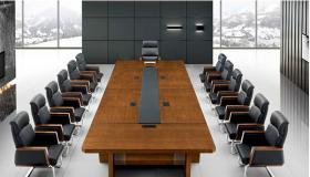 实木会议桌-011